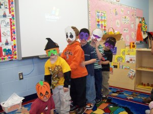 Preschool Fun!