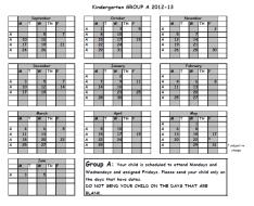 MondayWednesday_Kindergarten_Schedule